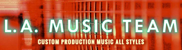 LA Music Team